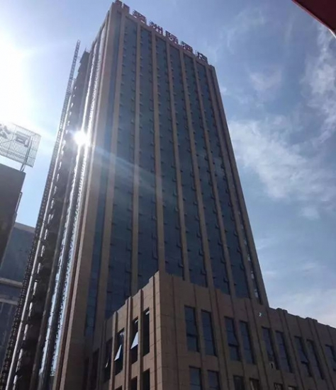抚州翡翠洲际大酒店